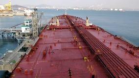 Più grande nave al Sud Corea immagini stock libere da diritti