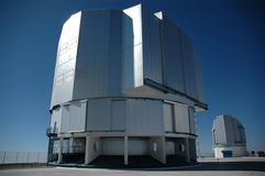 Più grande telescopio nel mondo Immagine Stock Libera da Diritti