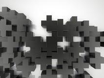 Più grigi illustrazione vettoriale
