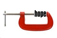 Più piccola speranza Fotografia Stock Libera da Diritti