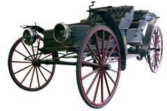 Più vecchia automobile d'annata Fotografia Stock Libera da Diritti