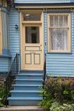 Più vecchia casa Fotografia Stock Libera da Diritti