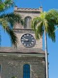 Più vecchia chiesa cristiana di Honolulu. Immagine Stock