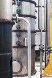 Più vecchia distilleria del cachaça immagine stock
