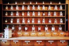 Più vecchia farmacia ZAGABRIA Fotografie Stock Libere da Diritti