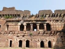 Più vecchia fortificazione dell'India Fotografie Stock Libere da Diritti