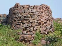 Più vecchia fortificazione dell'India Immagine Stock Libera da Diritti