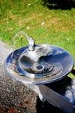 pić fontannę Fotografia Royalty Free