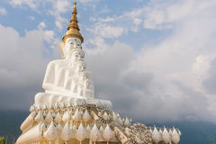 Pięć Buddha wizerunek Zdjęcia Royalty Free