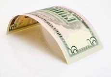 Pięć dolarów Obraz Stock