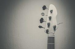 Pięć sznurków basu Jazzowa głowa Zdjęcie Royalty Free