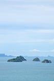 Pięć Wysp Koh Samui Zdjęcia Royalty Free