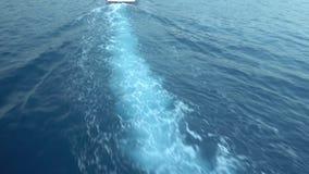 Pięcioliniowa pomoc dla desantowego spadochronu roped motorową łódź zdjęcie wideo