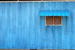 Pięcioliniowego domowego zbiornika błękitny kolor Fotografia Royalty Free
