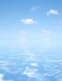 piękną niebieski ilustracja wektor