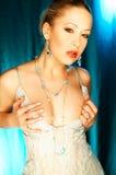 piękną niebieski Obraz Royalty Free