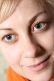 piękną twarz Obraz Stock