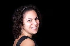 Piękna łacińska kobieta fotografia stock