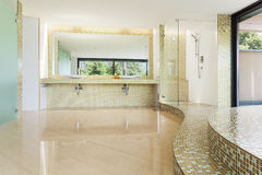 piękna łazienka fotografia royalty free