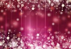 Piękna świąteczna fantazja Fotografia Royalty Free