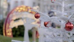 piękna świątecznej dekoracji zdjęcie wideo