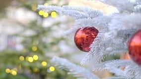 piękna świątecznej dekoracji zbiory wideo