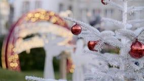 piękna świątecznej dekoracji zbiory