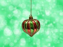 piękna świątecznej dekoracji Zdjęcia Royalty Free
