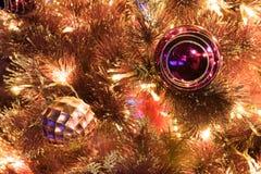 piękna świątecznej dekoracji obrazy stock