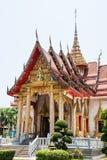 piękna świątyni Zdjęcie Royalty Free