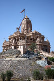 piękna świątynia Obraz Stock