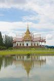 piękna świątynia zdjęcie stock