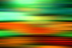 piękna abstrakcyjne kolorów przyspieszenia Zdjęcie Stock