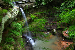 piękna Alabama sceneria obrazy royalty free
