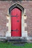 Piękna architektura tylni wejście Fotografia Royalty Free