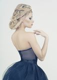 Piękna balerina zdjęcia royalty free