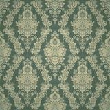 Piękna bezszwowa tapeta z kwiecistym ornamentem Zdjęcie Royalty Free