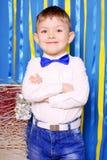 Piękna chłopiec Zdjęcie Stock