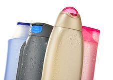 piękna ciała butelek opieki klingerytu produkty Zdjęcia Royalty Free
