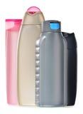 piękna ciała butelek opieki klingerytu produkty Fotografia Royalty Free