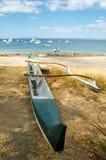Piękna Coco plaża Playa Del Coco, Costa Rica, - Obraz Stock