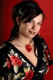 piękna czerwień fotografia stock