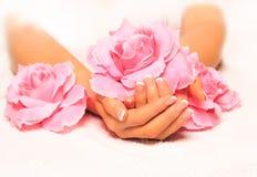 piękna dłoń Fotografia Stock
