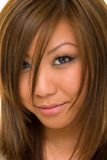piękna dee twarz Obrazy Stock