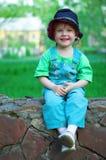 Piękna dziecko zdjęcie stock