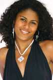 piękna dziewczyna brazylijska Obraz Stock