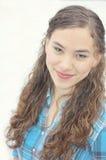 piękna dziewczyna nastoletnia Zdjęcia Stock
