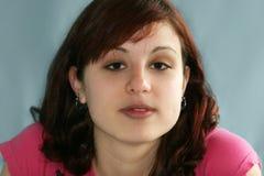 piękna dziewczyna nastoletnia obrazy stock