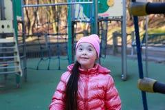 piękna dziewczyna portret Fotografia Stock