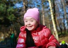 piękna dziewczyna portret Obrazy Royalty Free